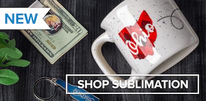 Shop Sublimation