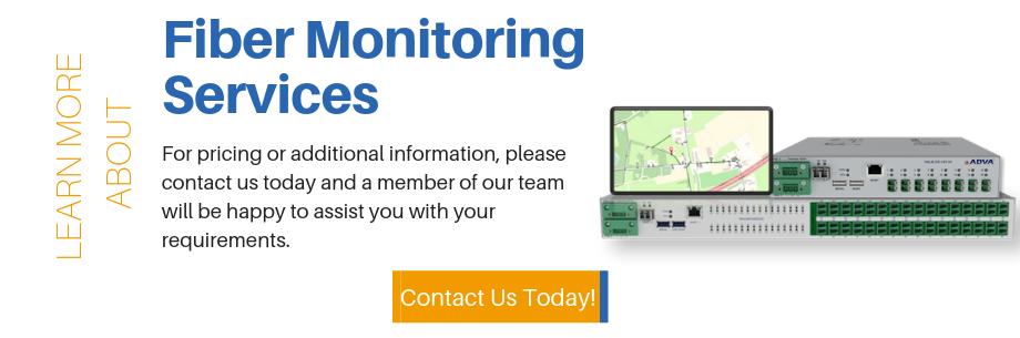M2 Optics Remote Fiber Monitoring Services