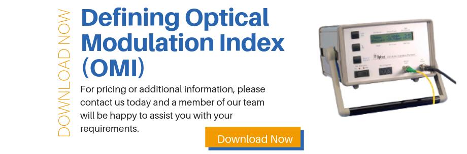 M2 Optics, Inc OMI Guide