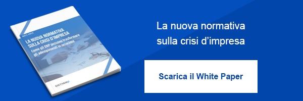 Clicca qui per scaricare: White Paper - La nuova normativa sulla crisi d'impresa