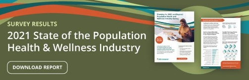 2021 State of the Population Health and Wellness Industry