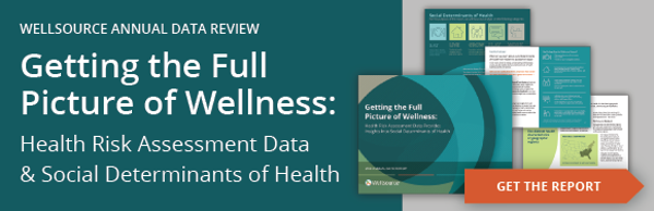 2nd Annual Data Review: Social Determinants of Health