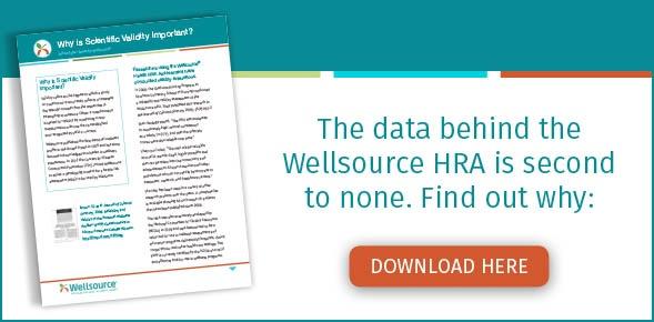 Wellsuite HRA Scientific Validity