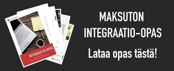 Lataa Integraatio-opas