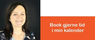 Book møte med Kjersti