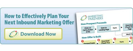 Inbound Marketing Offer