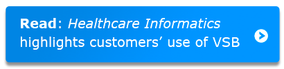 Read: Healthcare Informatics highlights customers' use of Visual SmartBoard