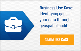 Geospatial Audit Use Case