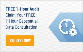 Free 1-hour Geospatial Audit Claim Now