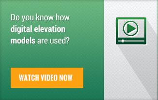 Digital Elevation Model applications