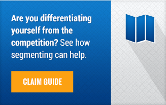 Are you differentiating yourself from the competition?