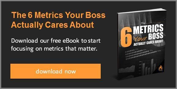 6 marketing metrics