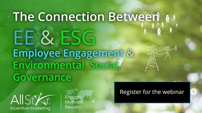 Employee Engagement and ESG Webinar