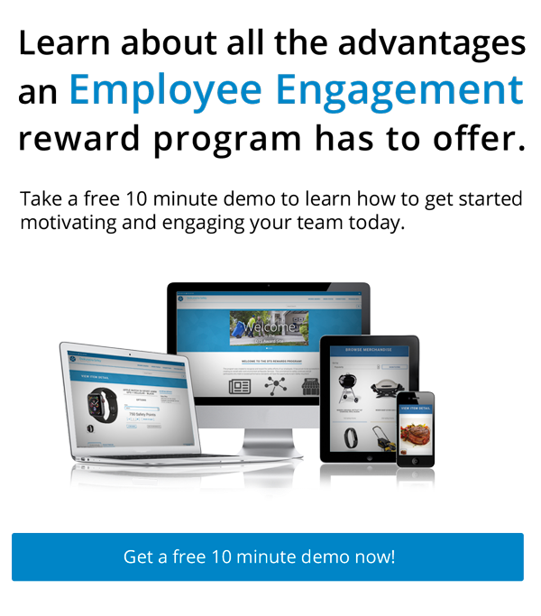Employee Engagement Program Demo Request