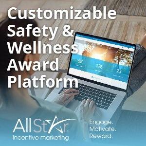 Customizable Safety & Wellness Award Platform
