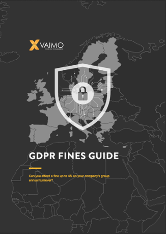 GDPR Fines Guide by Vaimo