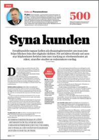 Swedish Retail Magazine Market