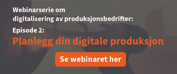 """Se opptak fra webinaret """"Planlegg din digitale produksjon"""""""