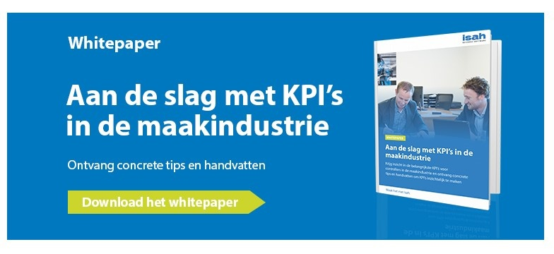 aan de slag met KPI's in de maakindustrie