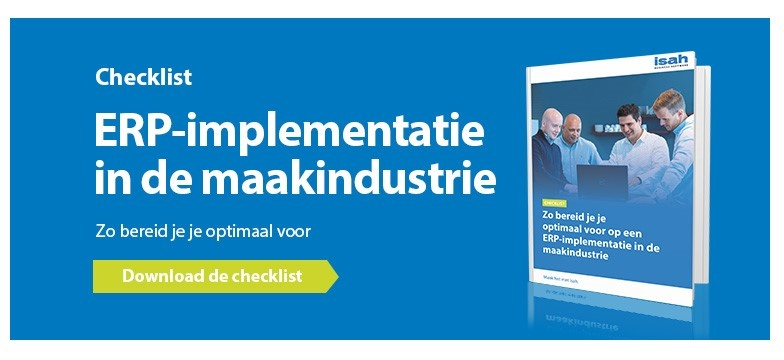 download de checklist erp implementatie