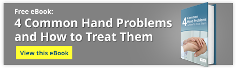 4 common hand problems