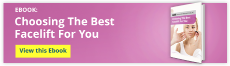 Choosing the best facelift for you