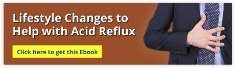 Lifestyle Changes to Help with Acid Reflux