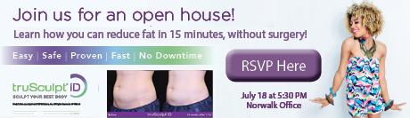 truSculpt iD Fat Reduction Open House in Norwalk, CT