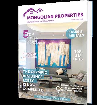 Mongolian Real Estate guide