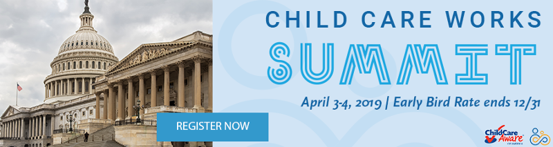 Register for the Child Care Works Summit