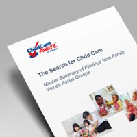 Download the Family Voices Summary