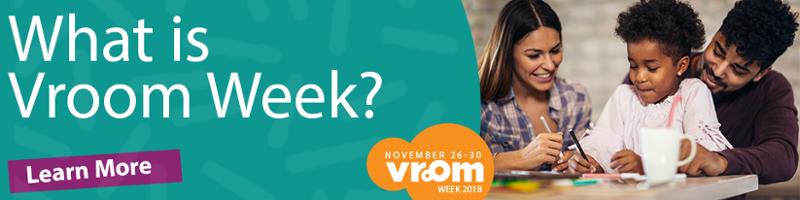 What is Vroom Week? Learn more!
