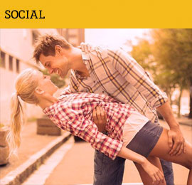 Social Dance Program