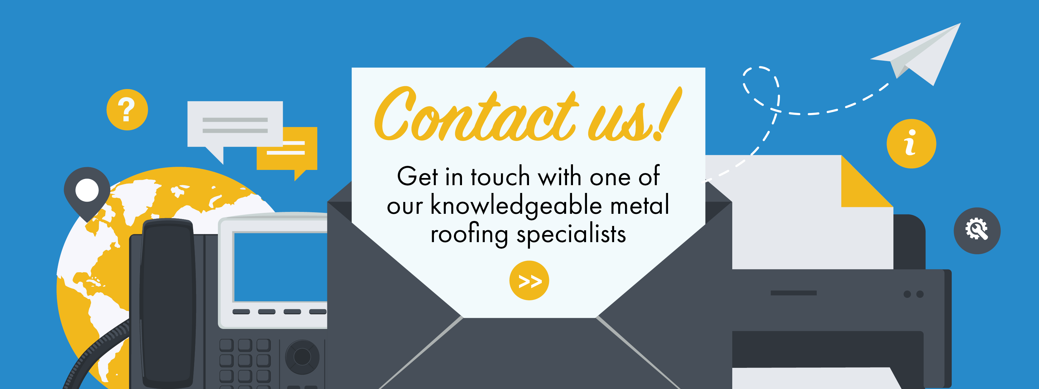 Contact Sheffield Metals today!
