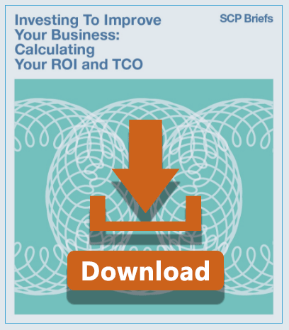 Improve Your ROI and TCO