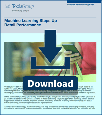 Machine Learning Sets Up Retail Performance
