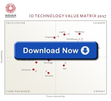 2017 Nucleus IO Technology Value Matrix