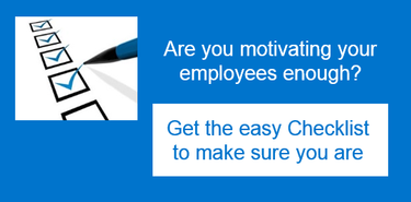 Motivating employees checklist