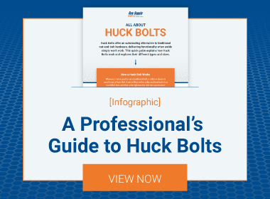 Infographic: Guide to Huck Bolts