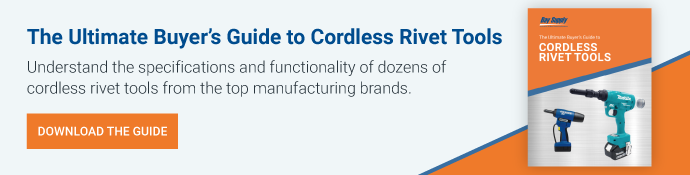 Download The Ultimate Buyer's Guide to Cordless Rivet Tools