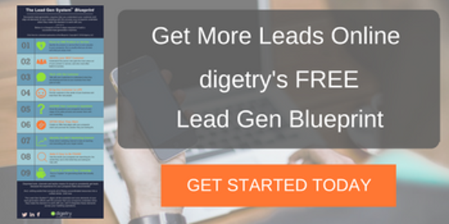 lead generation blueprint