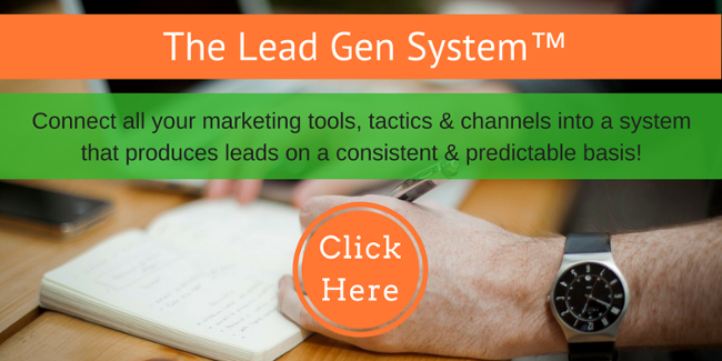 The Lead Gen System