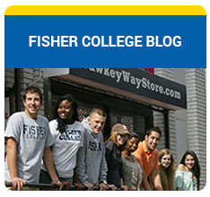 Fisher College Blogs - Read blogs from current students, faculty, and admissions reps