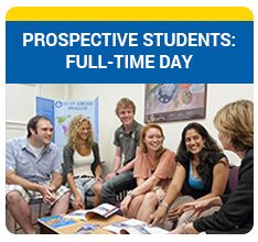 Prospective Students: Full-Time | Learn more about studying at our Boston campus
