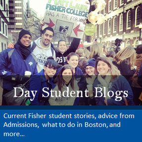 Read Fisher's days student blogs