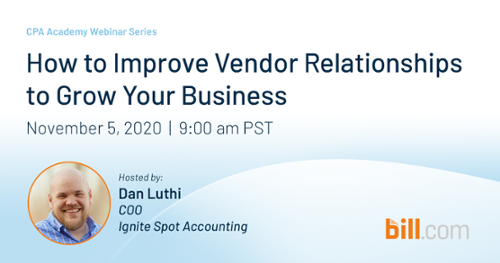HOW TO IMPROVE VENDOR RELATIONSHIPS TO GROW YOUR BUSINESS