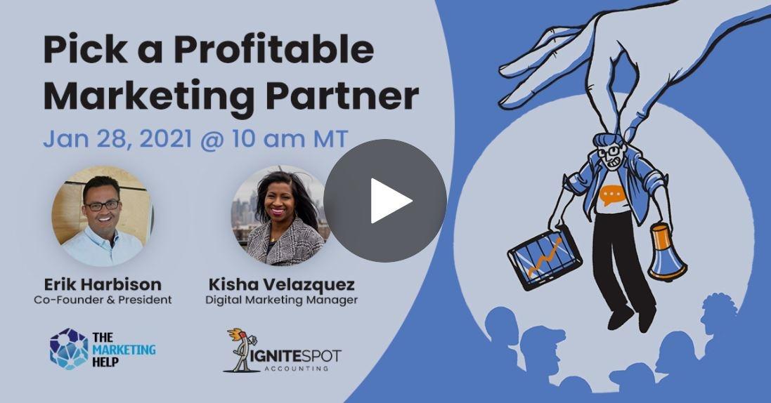 watch playback profitable marketing partner webinar