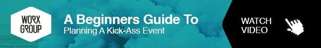 Click here for the video: A Beginner's Guide to Planning a Kickass Event