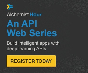 alchemist hour - AlchemyAPI webinar series for building smart apps