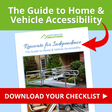 Download The Guide to Home & Vehicle Accessibility